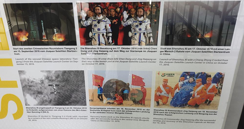 chinese ruimtevaart