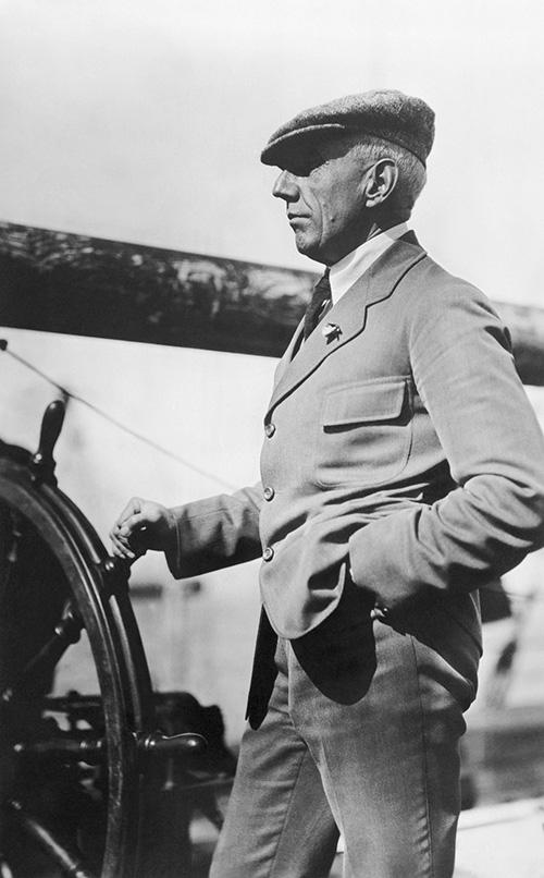 Kapitein Roald Amundsen