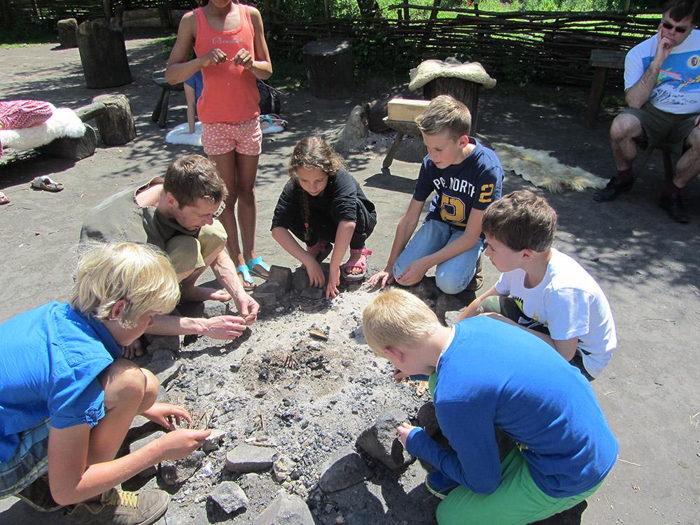 steentijd-bronstijd-ijzertijd